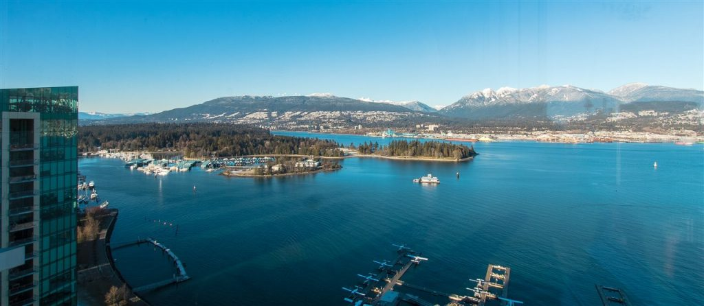 Shaw Tower Condos For Sale Coal Harbour Real Estate